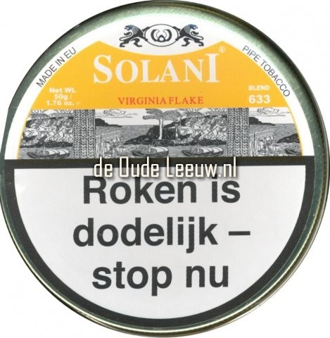Solani Blend 633 Yellow / Geel