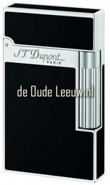 S.T. Dupont L2 Black Chinese Laquer and Palladium