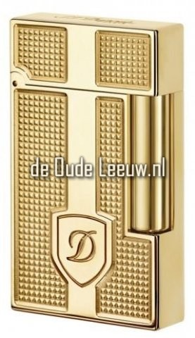 S.T. Dupont L2 Blazon Yellow Gold