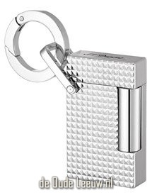 S.T. Dupont Key Rings Lighter Goldsmith / Chrome