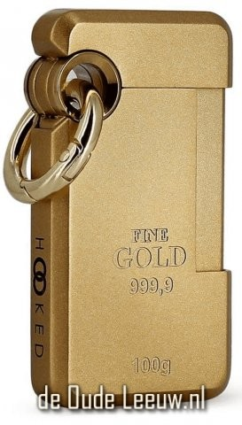 S.T. Dupont Hooked Gold Bar Limited Edition